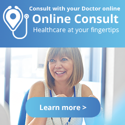 Online Consult Banner